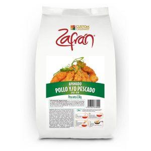 APANADO POLLO Y/O PESCADO ZAFRÁN X 1 KG REF 07429