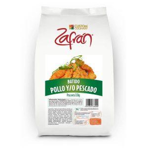 BATIDO POLLO Y/O PESCADO ZAFRÁN X 1KG REF 06860