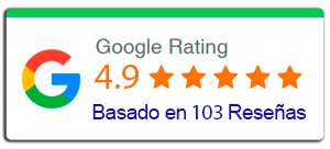Google rating todo aseo